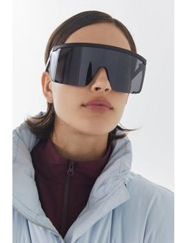 Shady Shield Sunglasses by Urban Outfitters