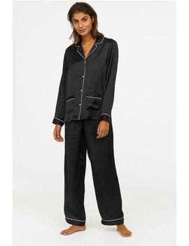 Pyjamahemd En  Broek by H&M