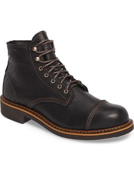 Jensen Cap Toe Boot by Wolverine