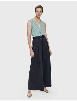 Pomelo Belted Pant by Farrow