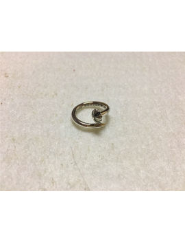 Chrome Hearts Used Preowned Ring Size Us10.5 Hk21 With Receipt Nail One by Ebay Seller