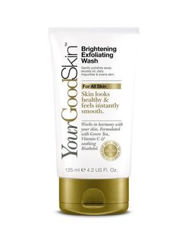 Your Good Skin Brightening Exfoliating Face Wash 125ml by Yourgoodskin
