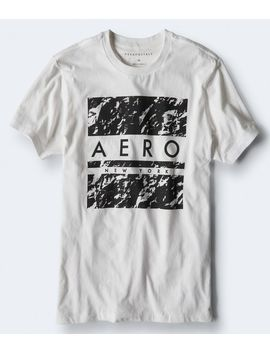 Aero New York Square Graphic Tee by Aeropostale