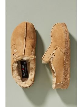 Haflinger Sasktchewan Slippers by Haflinger