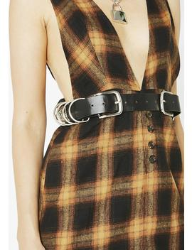 Buckle Bunny Belt by Fame Accessories