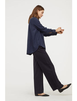 Pantaloni Da Tailleur Ampi by H&M