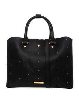 Black & Gold Studded Grab Bag by Dune