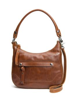 Small Melissa Leather Hobo Bag by Frye