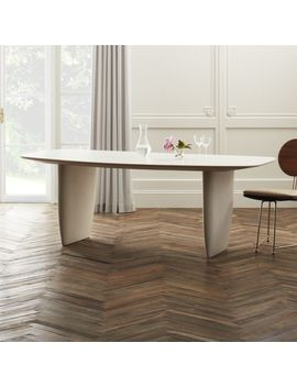 Bordo Dining Table by Crate&Barrel