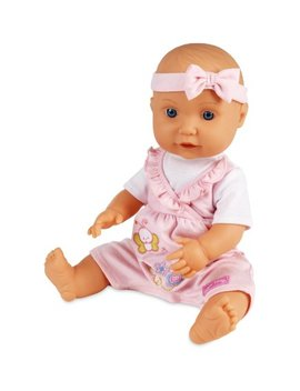 John Adams 9860 Classic Tiny Tears Interactive Doll by John Adams