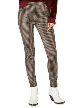 Grease Houndstooth Leggings by Sanctuary
