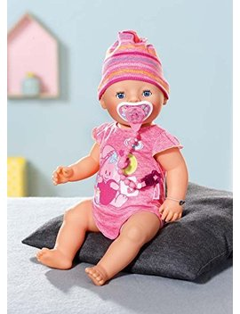 Zapf Creation  Baby Born Interactive Doll by Zapf Creation
