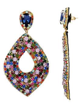 Cedani Earrings by Deepa Gurnani
