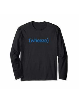 Buzz Feed Unsolved Official (Wheeze) Long Sleeve T Shirt by Buzz Feed+Unsolved