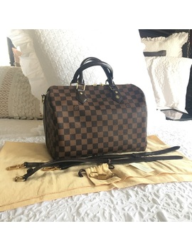 Speedy 30 Bandouliere Louis Vuitton by Louis Vuitton