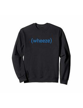 Buzz Feed Unsolved Official (Wheeze) Sweatshirt by Buzz Feed+Unsolved