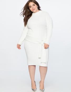 Sweater Column Skirt by Eloquii