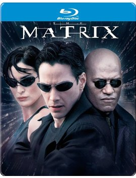 Ay] [1999] by The Matrix [10th Anniversary] [Steel Book] [Bl