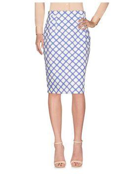 Jonathan Saunders Knee Length Skirt   Skirts by Jonathan Saunders