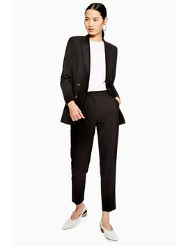 Unlined Cigarette Trousers by Topshop