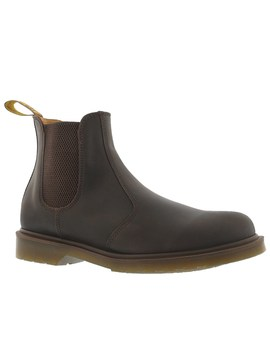 Men's Rugged 2976 Gaucho Chelsea Boots by Dr Martens