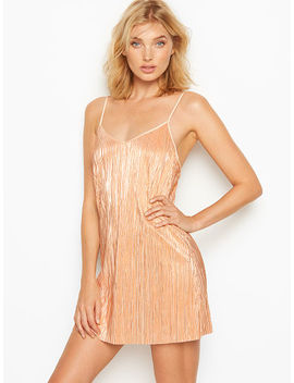 Shine Pleat Slip by Victoria's Secret