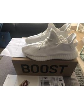 Adidas Yeezy Boost 350 V2   Triple White   Uk 11/Us 11.5   Brand New Calabasas by Adidas