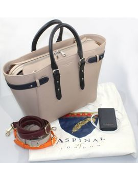 *Aspinal Of London Interchangeabl<Wbr>E Medium Marylebone Tote Handbag W/ Tech Pack* by Aspinal Of London