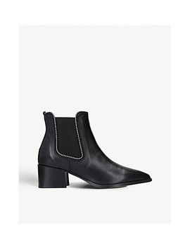 Spire Studded Leather Chelsea Boots by Carvela