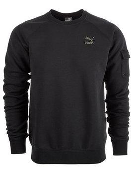 Men's Fleece Cargo Sweatshirt by Puma