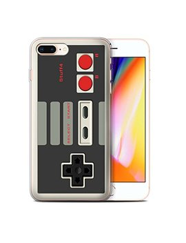 Stuff4 Gel Tpu Phone Case / Cover For Apple I Phone 8 Plus / Nintendo Classic Design / Games Console Collection by Stuff4