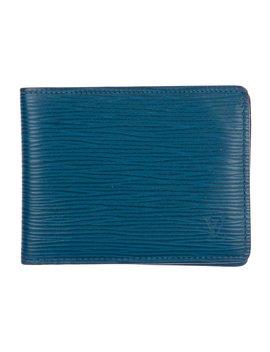 Epi Multiple Wallet by Louis Vuitton