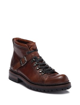 George Norwegian Hiker Leather Boot by Frye