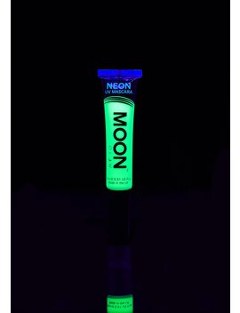 Intense Green Uv Mascara by Moon Creations