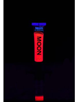 Intense Red Uv Mascara by Moon Creations