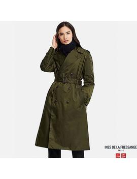 Damen Ines Trenchcoat by Uniqlo