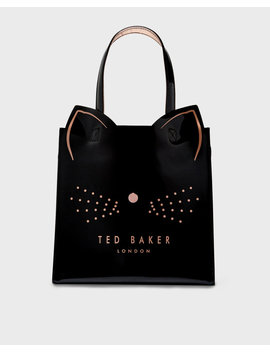 Cat Small Icon Bag by Ted Baker