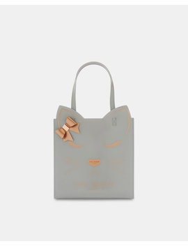 Small Cat Icon Bag by Ted Baker