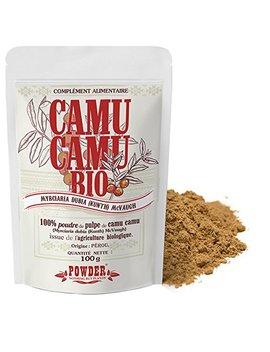 Camu Camu Bio * 100 Razioni/Camu Camu In Polvere 100 G * Stimola Le Difese Naturali * Fabbricato In Francia by Powder