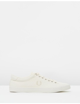 Underspin Canvas   Unisex by Fred Perry