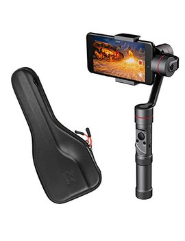 Zhiyun Smooth 3 (Official) 3 Axis Handheld Gimbal Stabilizer For Smartphone (With Carrying Case) by Zhi Yun