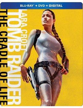Ay] [2003] by Lara Croft Tomb Raider: The Cradle Of Life [Steel Book] [Bl