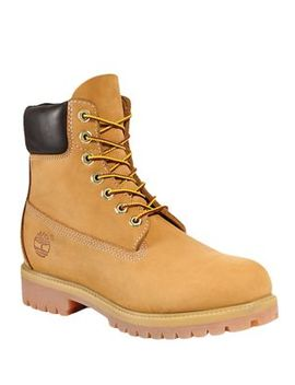 Premium Waterproof Leather Work Boots by Timberland
