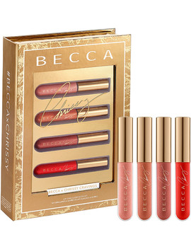 Becca X Chrissy Cravings Lip Icing Glow Gloss Kit by Becca