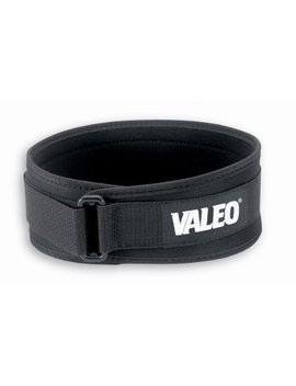 Valeo 4 Inch Vlp Performance Low Profile Hand Washable Lifting Belt For Men And Women by Valeo