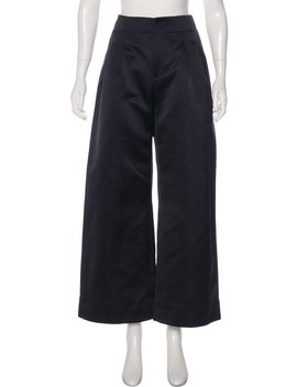High Rise Wide Leg Culottes by Nomia