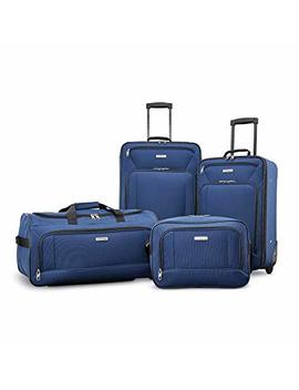 American Tourister Fieldbrook Xlt 4pc Set by American+Tourister