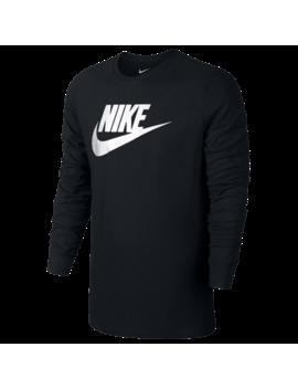 Nike Futura Icon Long Sleeve T Shirt by Foot Locker