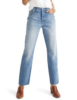 The Dadjean High Waist Jeans by Madewell