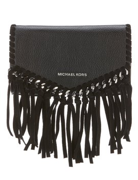 Fringe Belt Bag by Michael Kors